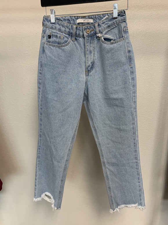 90s Baby Flare Jeans-Women's SALE-New Arrivals-Runway Seven