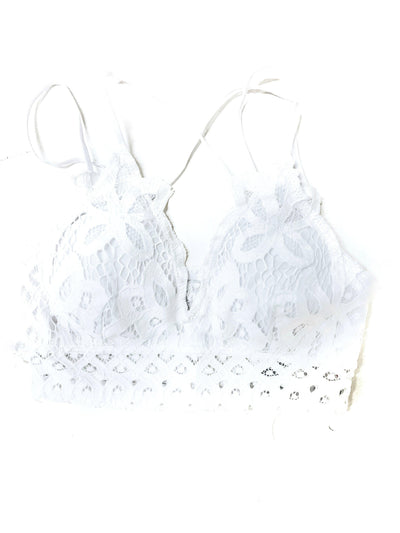 Lucky Lace Bralette-Women's TOP-New Arrivals-Runway Seven