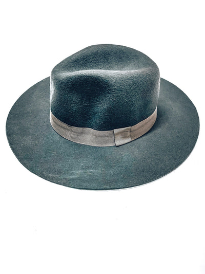 Top Of The Morning Hat-Grey-Women's ACCESSORIES-New Arrivals-Runway Seven