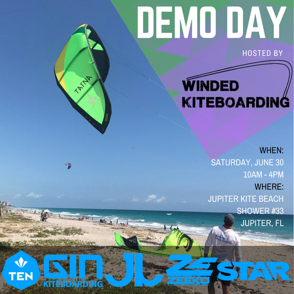 Jupiter Beach Demo Day - 6/30