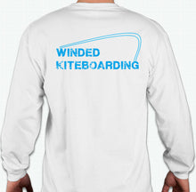 Winded Kiteboarding Rep Shirt