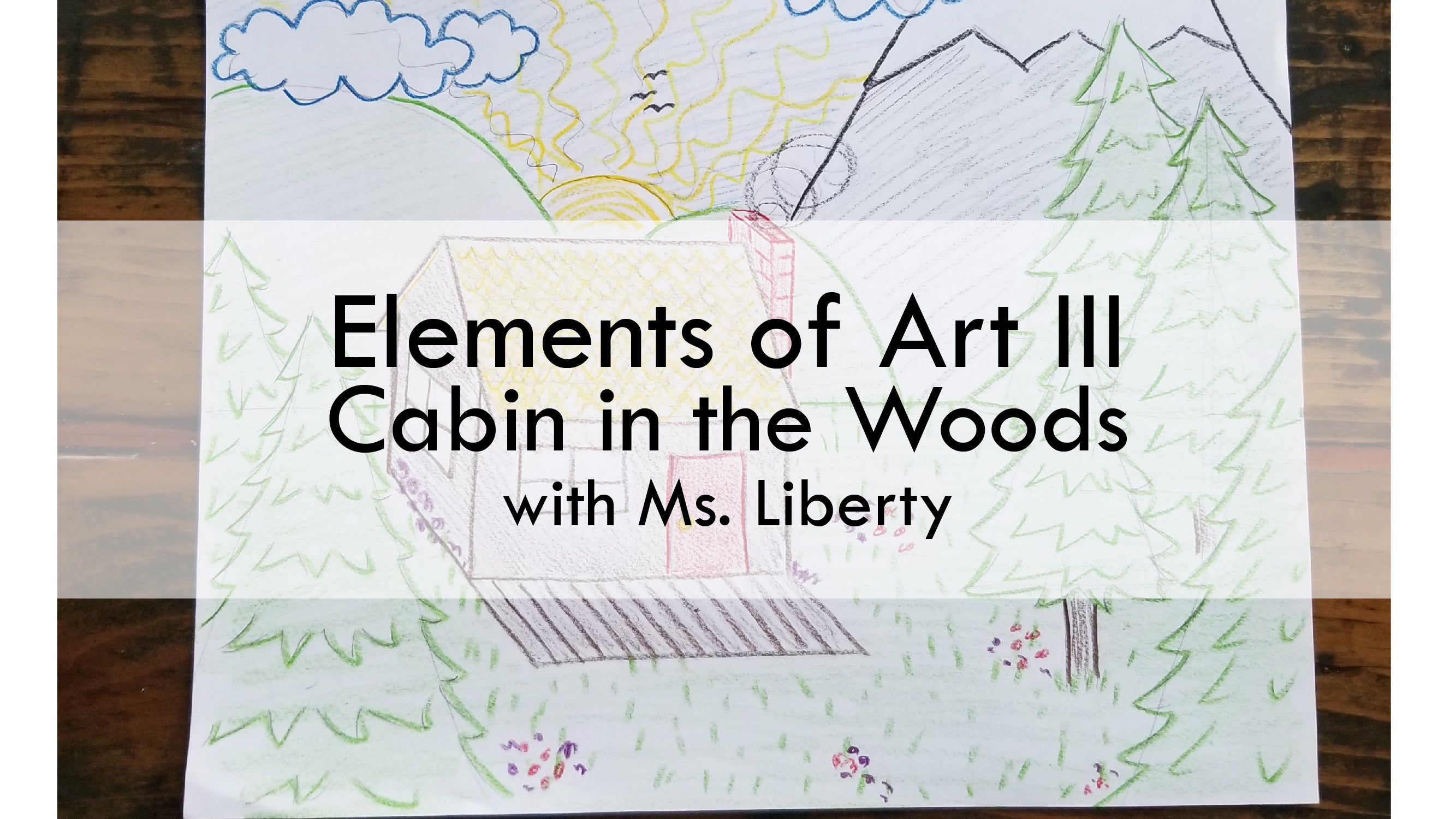 Elements of Art Landscape