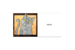 Cards of Encouragement - Feline