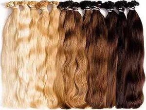 Luxe Blonde Kératine 40-50 cm 1Gr - Alexy Hair Extensions