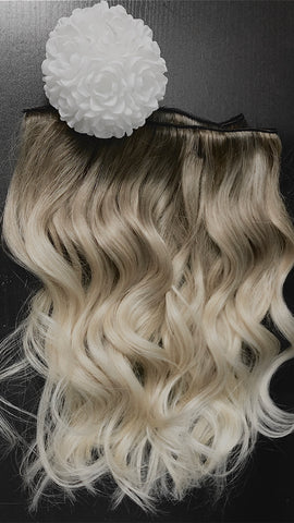 Jade - Clip-in / european hair / 16 inch / 100 gram