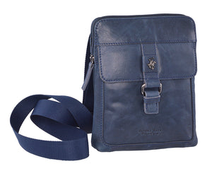 Berlino Leather Crossbody Shoulder Bag