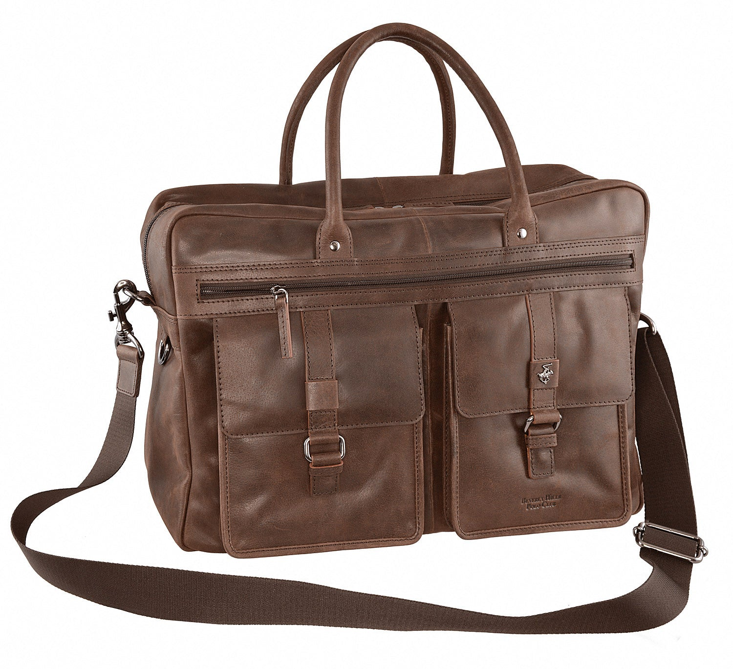 Berlino Laptop Messenger Bag