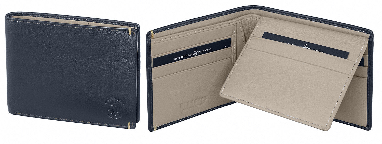 Young Bifold PupUp Wallet