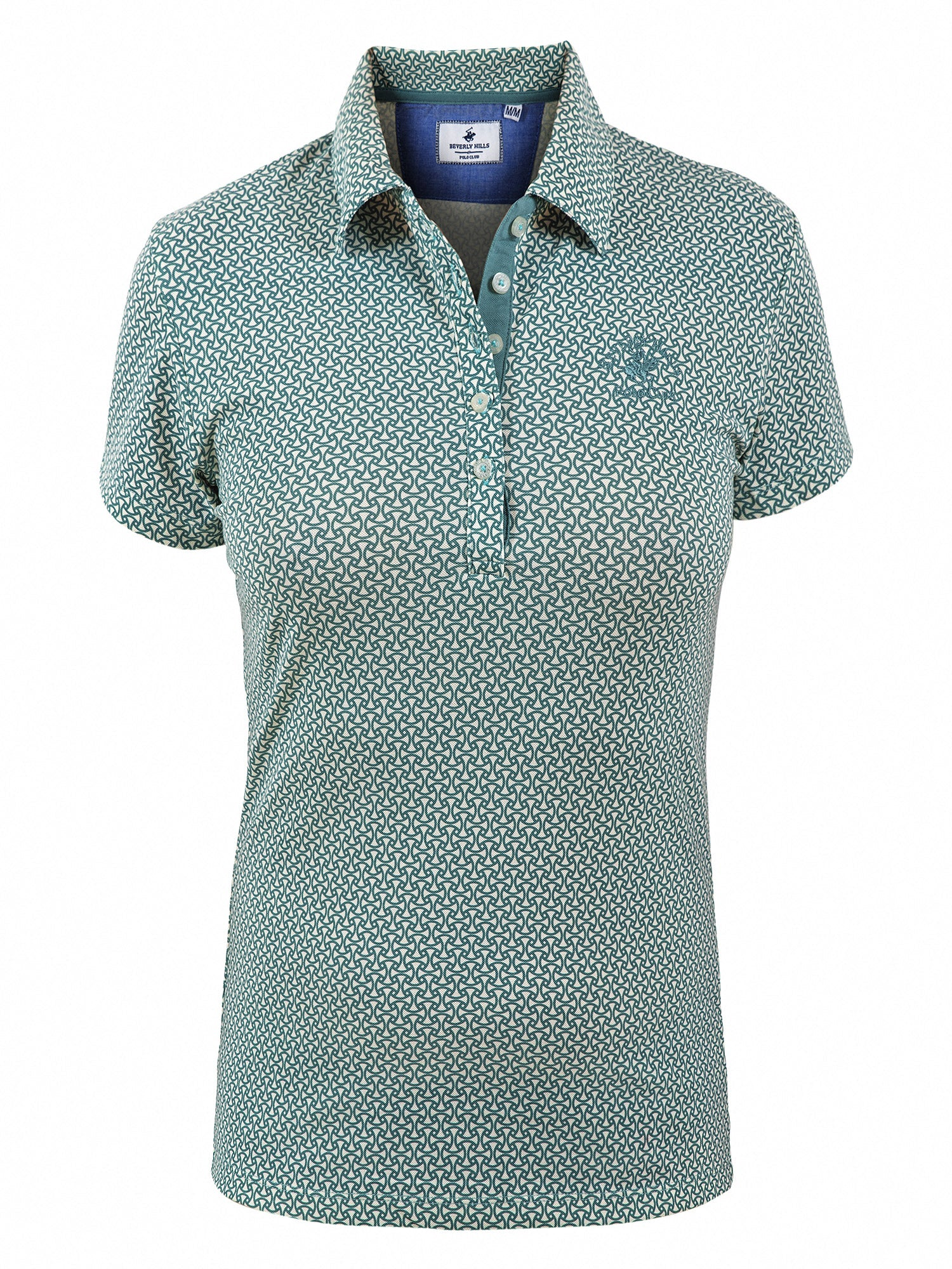 PREMIUM MINT FASHION POLO