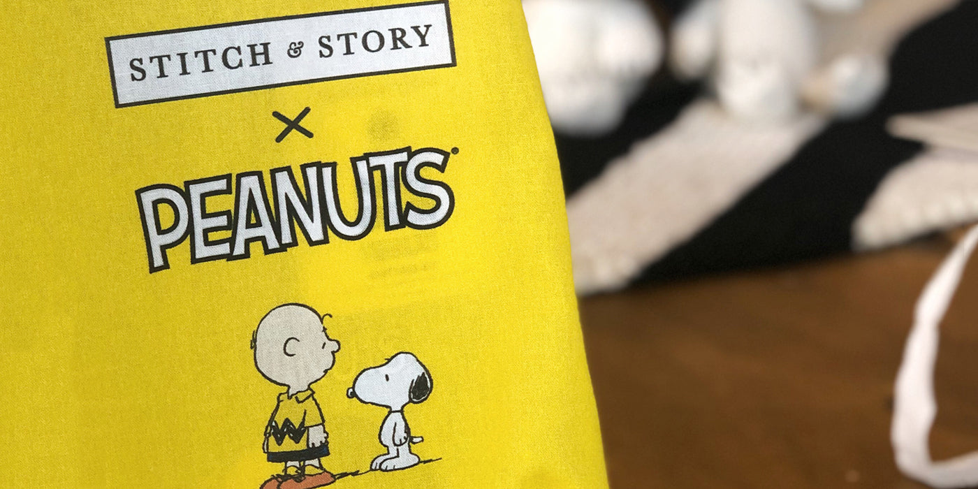 From Concept To Creation - The Stitch & Story x Peanuts Collection Journey