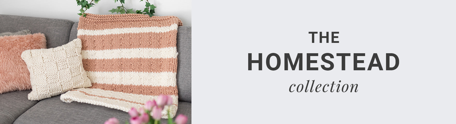 The Homestead Collection | Stitch & Story