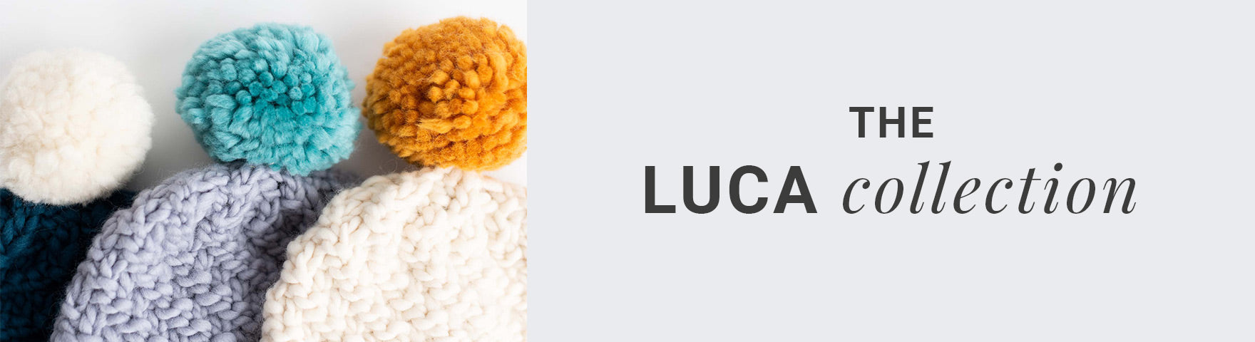 The Luca Collection | Stitch & Story