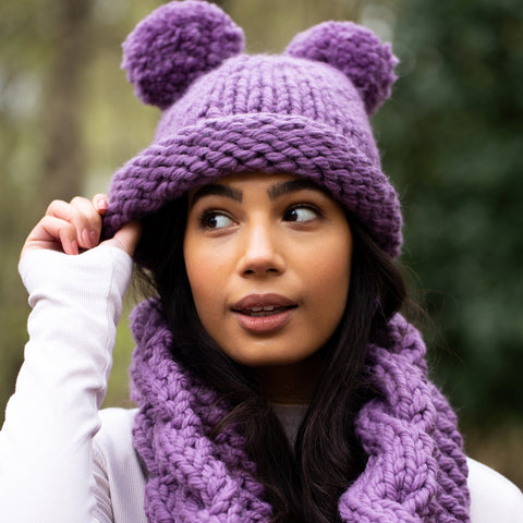 Download the Oast Bobble Cap free knitting pattern