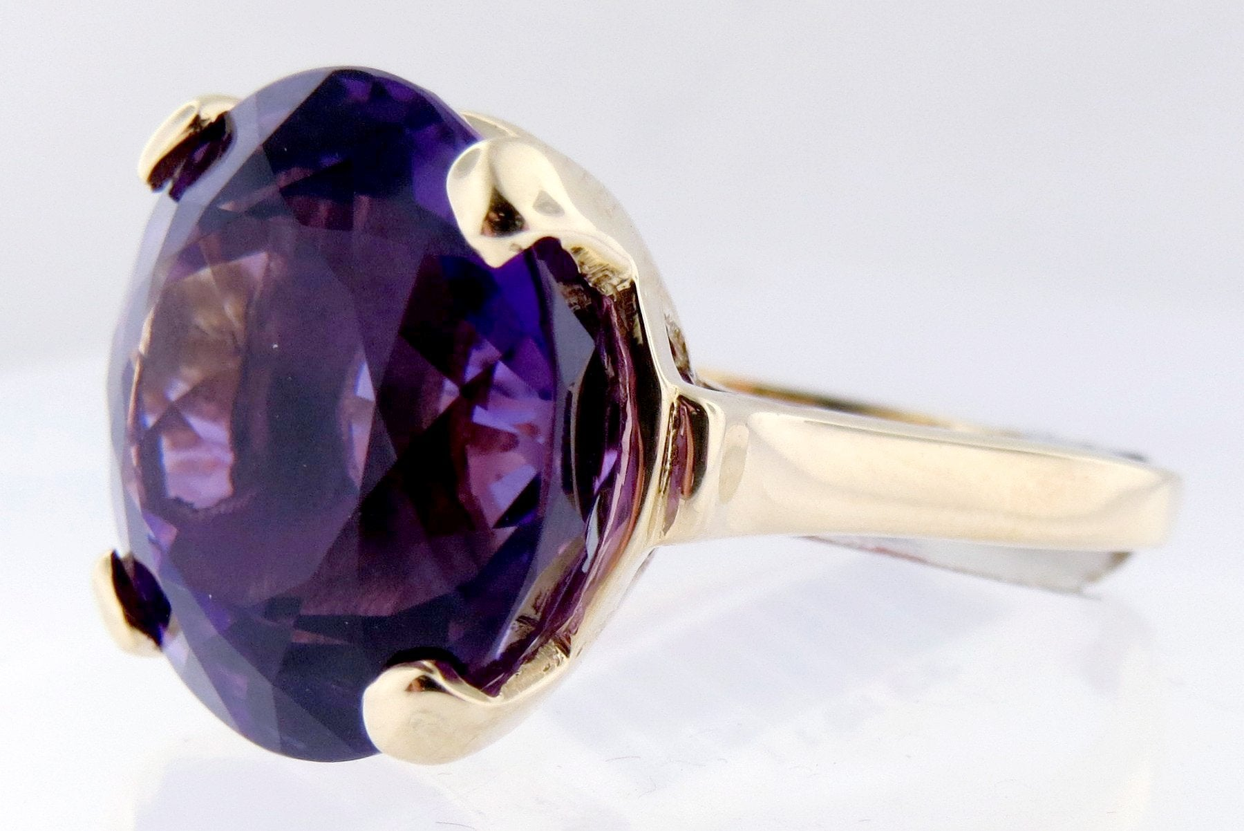 pin purple breathtaking ideas stunning ring engagement a amethyst rings wedding for halo
