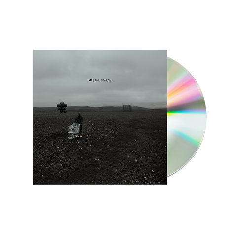 'The Search' CD