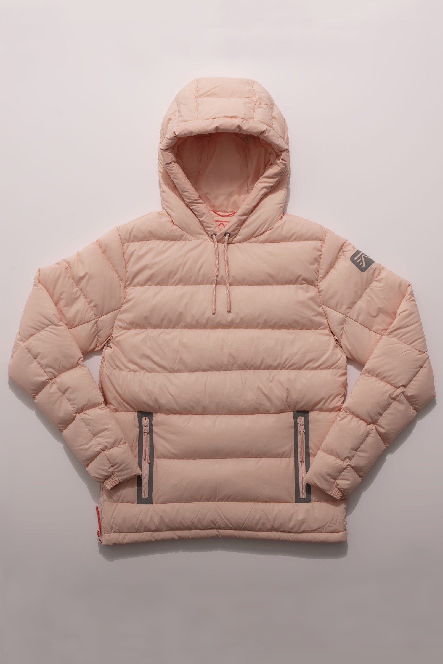 W's Robson Down Hoody - Rose