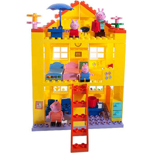 Peppa Pig House - Construction