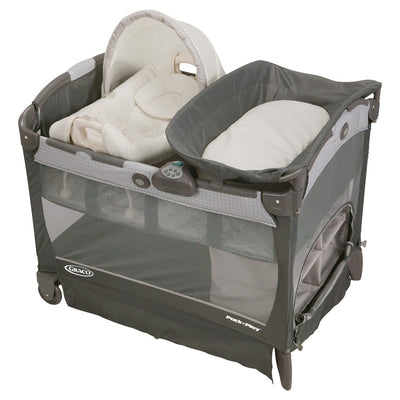 Graco Pack 'n Play Playard com Cuddle Cove Assento Removível & Trocador