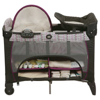 Graco Pack n 'Play Playard recém-nascido Napper DLX