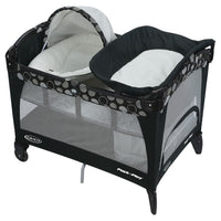 PlayStation Graco Pack'N Play com Recém-Nascido Napper Bassinet LX