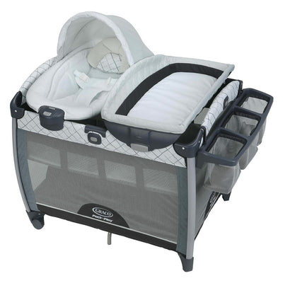 Bouncer Portátil Graco Pack 'n Play Quick Connect com Berço
