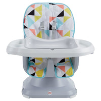 Cadeira alta Fisher-Price SpaceSaver - Moinho de Vento