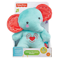 Soother Fisher-Price Elefante - Azul