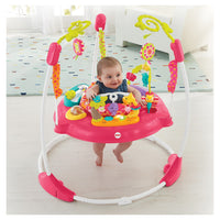 Pétalas Rosa Fisher-Price Jumperoo