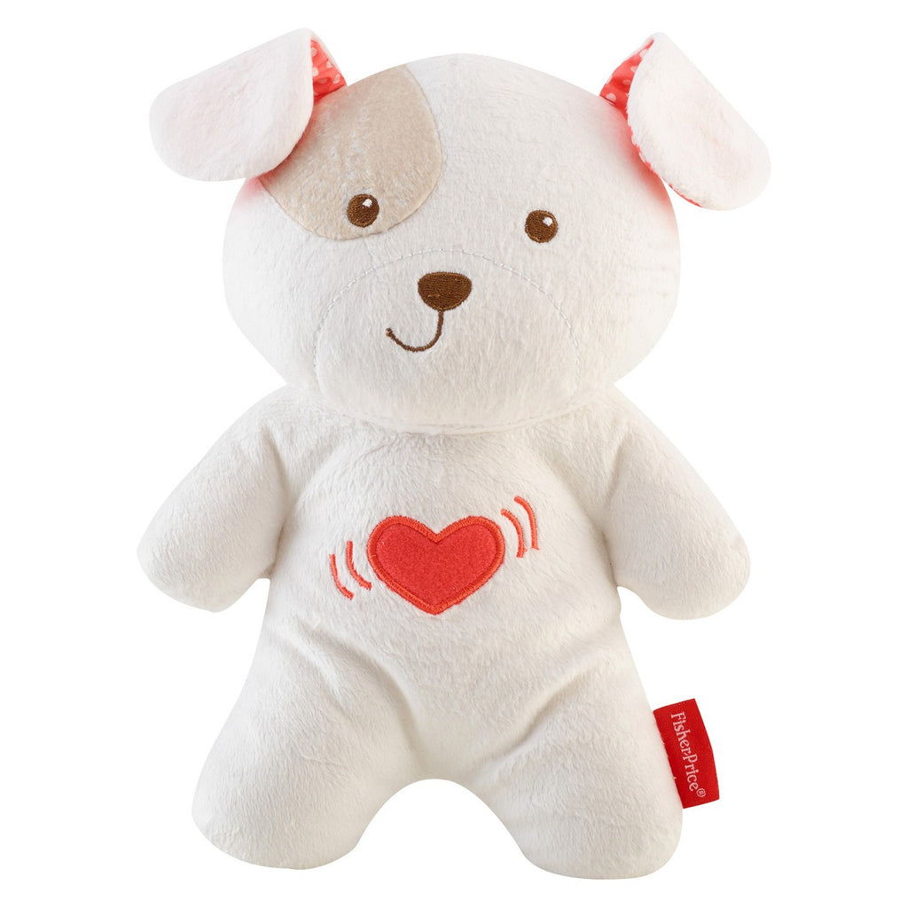Amortecedor Fisher-Price Snugapuppy Calming Vibrations