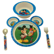 Kit Alimentação - Mickey Mouse - Disney - The First Years