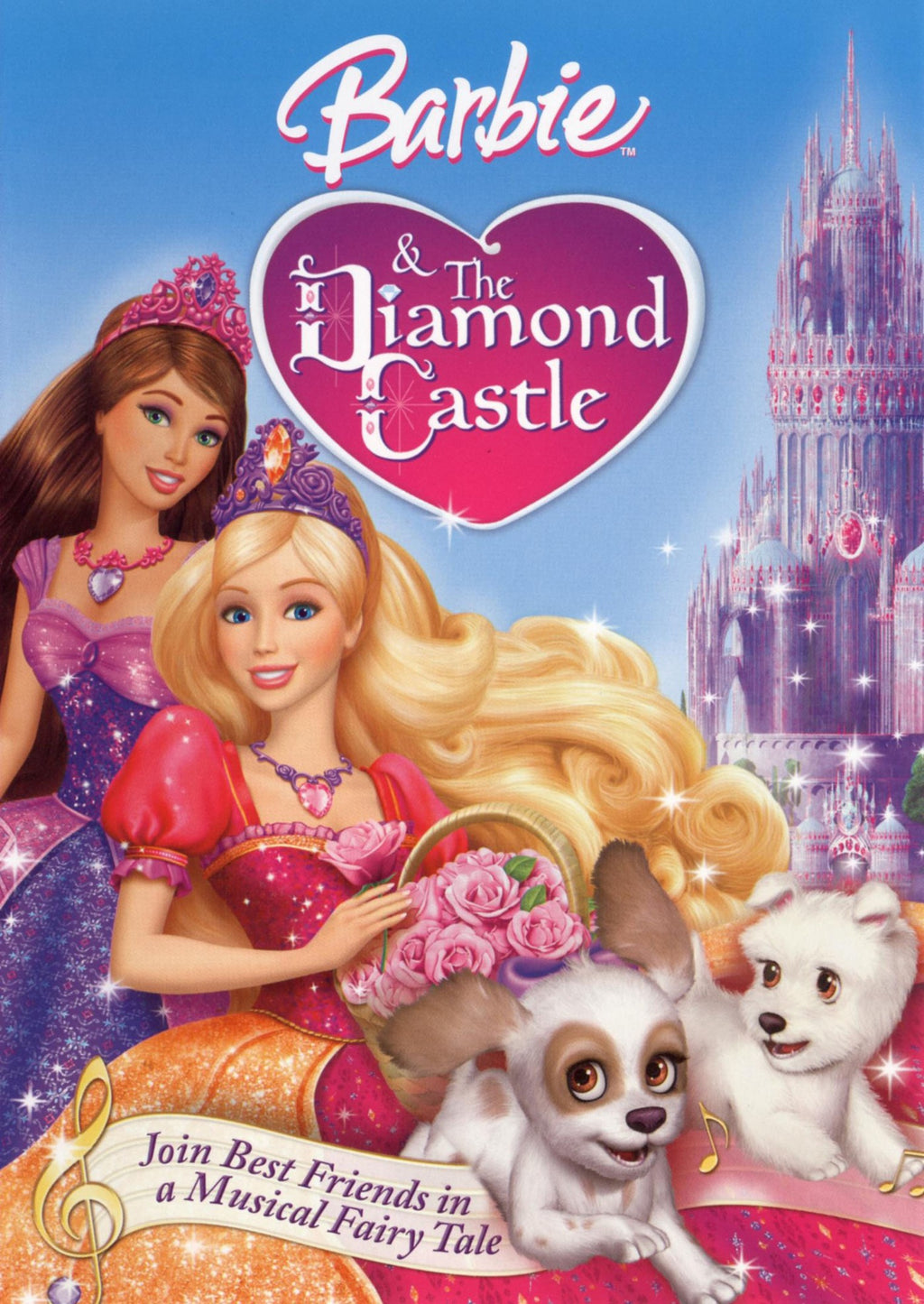 Barbie e o Castelo dos Diamantes (dvd_video)