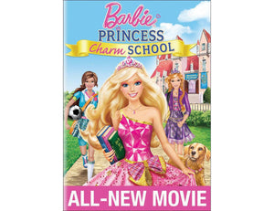 Barbie: Princess Charm School (dvd_video)