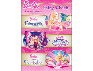 Barbie: Fairy 3-Pack [3 discotecas]
