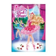 Barbie nos sapatos rosa (dvd_video)