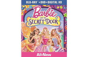 Barbie e a Porta Secreta [2 Discos] [Inclui Cópia Digital] [UltraViolet] [Blu-ray / DVD]