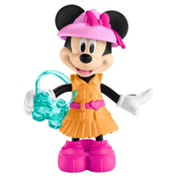 Disney Minnie Mouse Safari Stylin Minnie Boneca