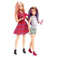Barbie Irmãs Barbie e Skipper Doll 2-Pack