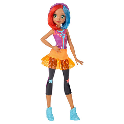 Barbie Videogame Hero Hair Boneca