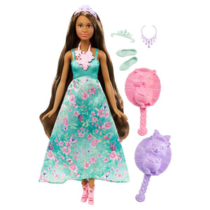 Barbie Dreamtopia Color Stylin 'Princess Doll - African-American