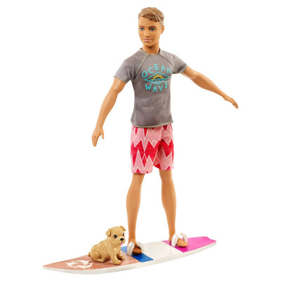 Boneca Barbie Dolphin Magic Ken