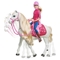 Barbie Dream Horse e Boneca