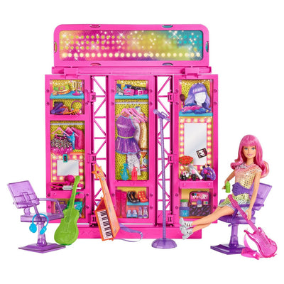 Barbie e o Rockers Stage Playset