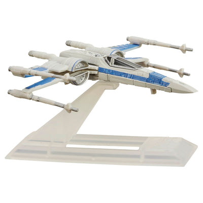 Star Wars Episódio VII Black Series Titanium Resistance X-Wing