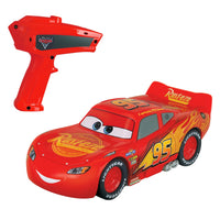 Carros da Disney Pixar 3 - Lightning McQueen Crazy Crash e Smash Vehicle