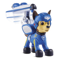 Air Rescue Chase, Pup Pack e Crachá