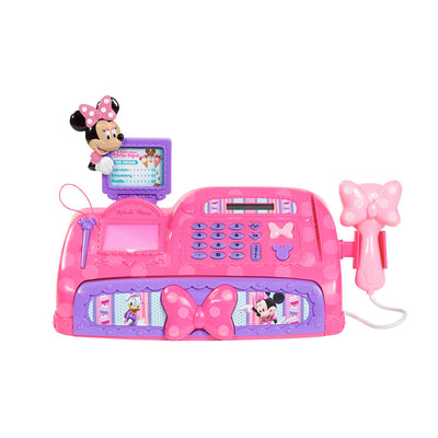 Caixa Registradora da Minnie Mouse - Disney
