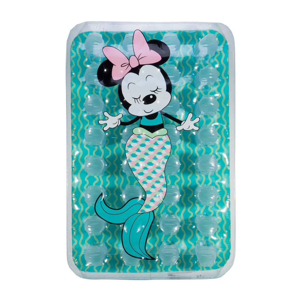 Swimways Minnie Mouse Sereia Piscina Flutuante