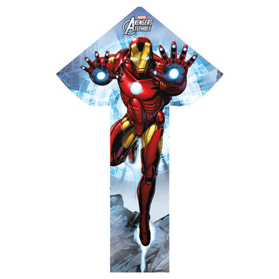 X-Kites Vingadores Iron Man Breezy Flyer Kite - 57