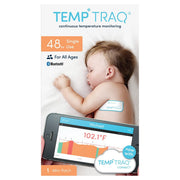 Patch de monitoramento de temperatura TempTraq 48hr - 1ct