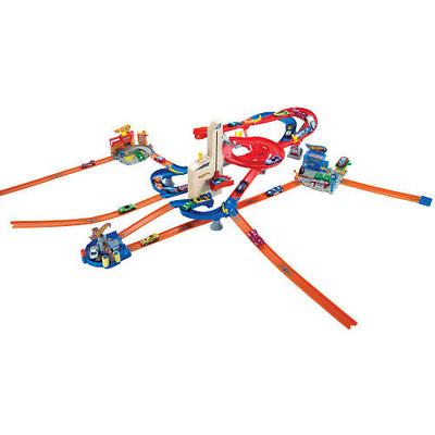 Pista Express Playset - Hot Wheels